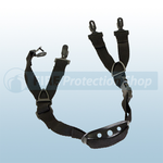 Y Type Chin Strap For Safety Helmet With Reduced Peak