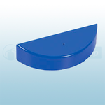Universal Stopper CKS006-B Replacement Housing Shell - Blue