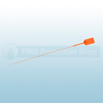 FireChief Orange Megaseal Extinguisher Seal