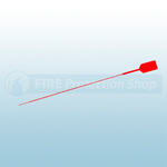 FireChief Red Megaseal Extinguisher Seal
