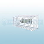 STI Emergency Light Cage STI-9649