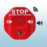 STI-6400WIR Wireless Exit Stopper Multi-function Door Alarm