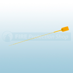 FireChief Yellow Megaseal Extinguisher Seal