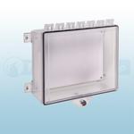 STI Polycarbonate Enclosure with Key Lock - STI-7520