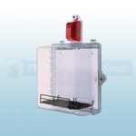 STI Protective Enclosure with Siren/Strobe Alarm & Key Lock - STI-7534