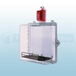 STI AED Protective Cabinet with Strobe / Siren Alarm & Thumb Lock - STI-7535AED