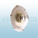 STI Circular Thermostat Flush Mount Protector - STI-9115