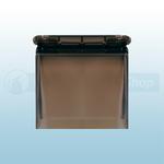 STI Bio Protector Smoke Finish Identification Reader Cover - STI-6514-S
