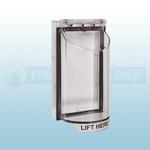 STI Bopper Clear Stopper for Keyless Lock - STI-6521-C