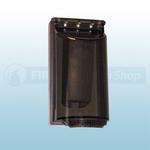 STI Bio Smoke Finish Protector Identification Reader Cover - STI-6520-S