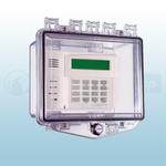 STI Polycarbonate Enclosure with Enclosed Deep Back Box & Key Lock - STI-7510A