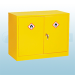 710 x 915 x 457mm Dangerous & Flammable Substance COSHH Storage Cabinet