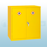 1000 x 915 x 457mm Dangerous & Flammable Substance COSHH Storage Cabinet