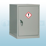 760 x 457 x 457mm Small COSHH Chemical Storage Cabinet