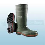 Green Acifort Heavy Duty Full Safety Wellingtons