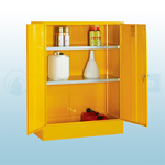 1200 x 915 x 457mm Dangerous & Flammable Substance COSHH Storage Cabinet