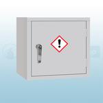 457 x 457 x 305mm Small COSHH Chemical Storage Cabinet