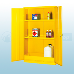 1525 x 915 x 457mm Dangerous & Flammable Substance COSHH Storage Cabinet