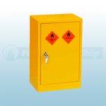 710 x 457 x 305mm Dangerous & Flammable Substance COSHH Storage Cabinet