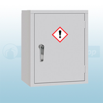 610 x 457 x 457mm Small COSHH Chemical Storage Cabinet