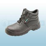 Black 4 D-Ring Chukka Boots