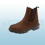 Dark Brown Dealer Boots