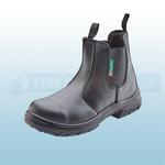 Black Dual Density Dealer Boots
