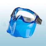 Hamilton Goggle & Detachable Visor