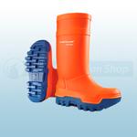 Orange Purofort + Full Safety Wellingtons