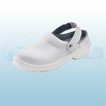 White Micro Fibre Slippers