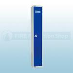 1 Locker 300mm Combi Lock PPE Storage Locker