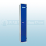 1 Locker 450mm Padlock PPE Storage Locker