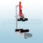 Extinguisher Servicing Clamp