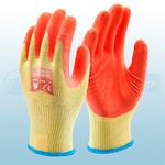 Orange Multi-Purpose Grip Gloves