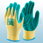 Green Multi-Purpose Grip Gloves