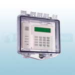 STI Polycarbonate Enclosure with Enclosed Shallow Back Box & Thumb Lock - STI-7511F