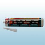 Natural Buff Intumescent Cement Filler (310ml)