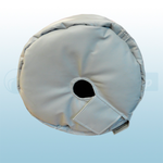 Round Hose Reel Cover for the C808 Reelworks Air Water Reel