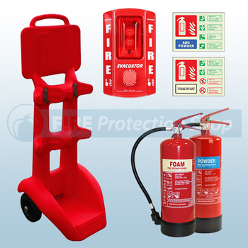 Construction Site Fire Safety Pack 2